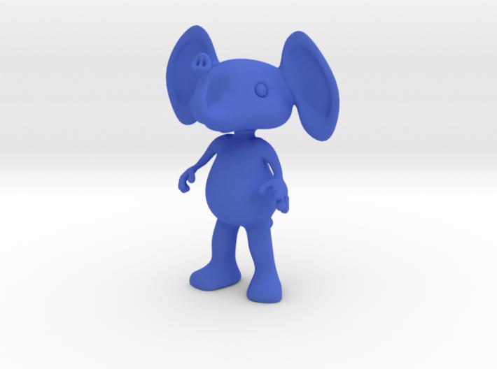 Tiny Elephant 3d printed