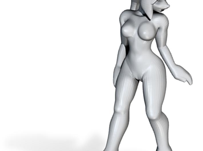 Critterpocalypse - Coyote (Shoulder) 3d printed