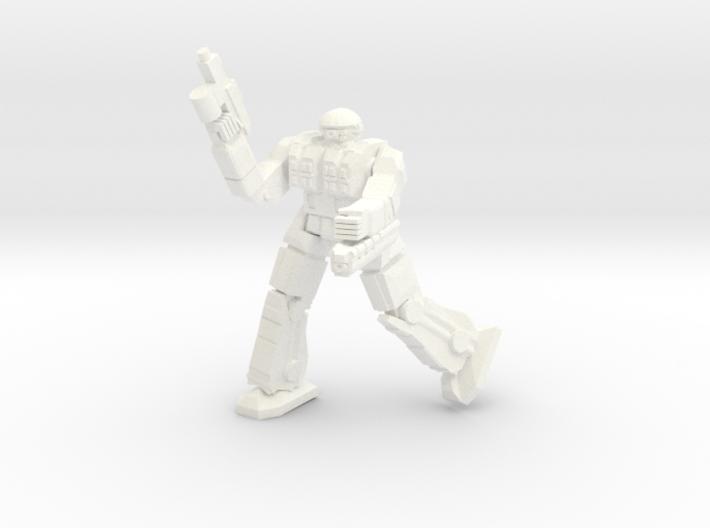Celt Pose 3 3d printed