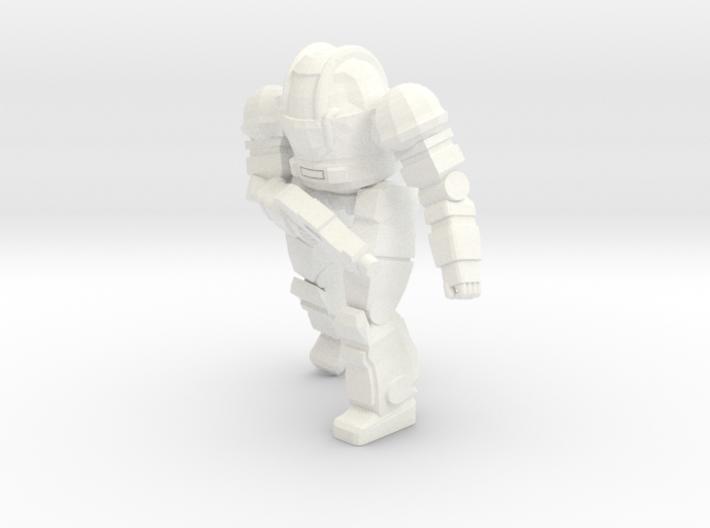 Ogre Mk II Pose 2 3d printed