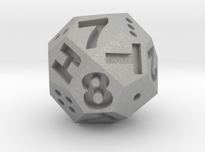 Multi-Die d2/4/8 3d printed