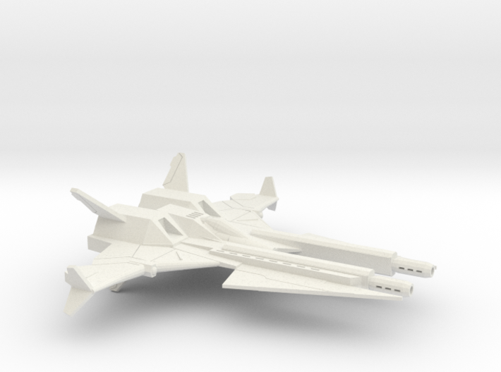 Aqa-1m Aquila 3d printed