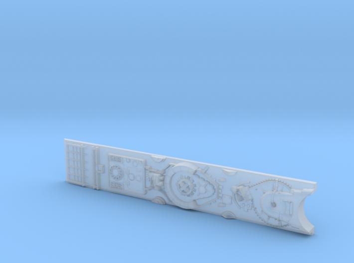 WING-X REBELL 1/29 EASYKIT DROID STRIP 3d printed