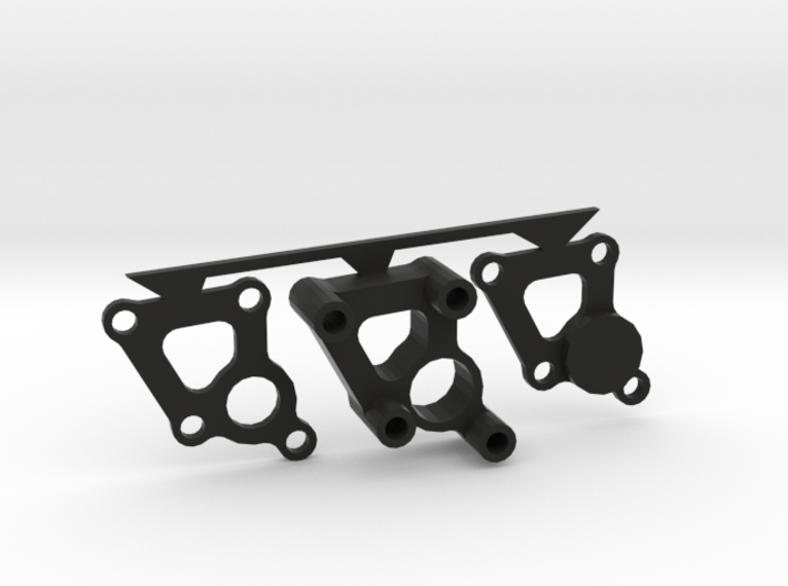 Kyosho RB6 Three Gear Conversion 3d printed