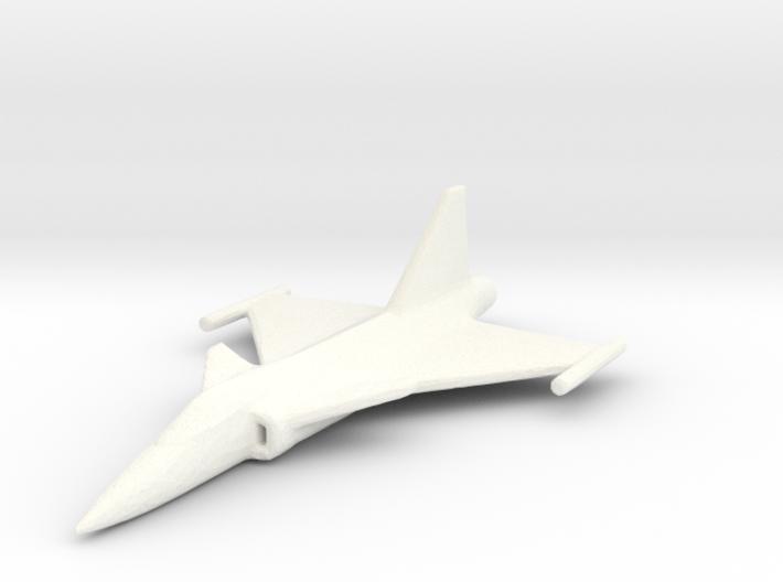 1/400 Saab JAS 39 Gripen 3d printed