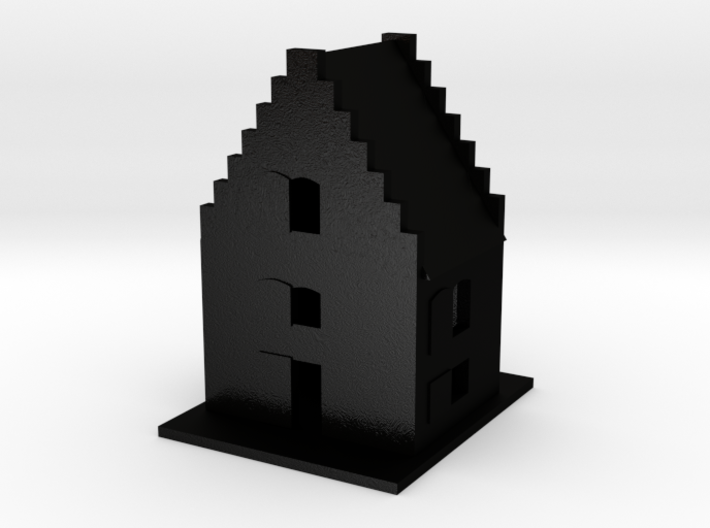 Little Cottage 3d printed