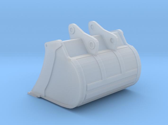 CCM 349E Grading Bucket 3d printed