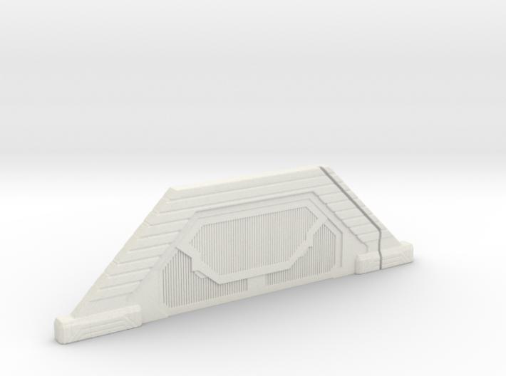 Frame, Airlock, Closed 72.BN.DN.FA.AC 3d printed