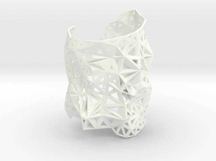 PolyFur Bracelet 3d printed