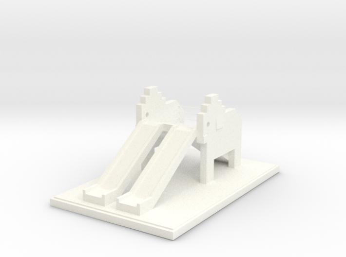 Elephant Playground 3d printed