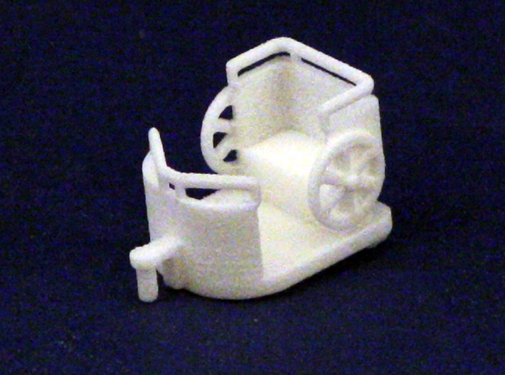Umbausatz - conversion Swing Mill 1.87 (H0 scale) 3d printed