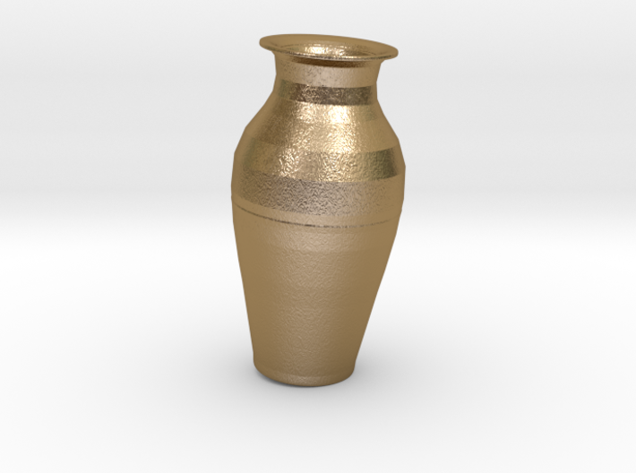 7in tall Replica Kutani Vase 3d printed