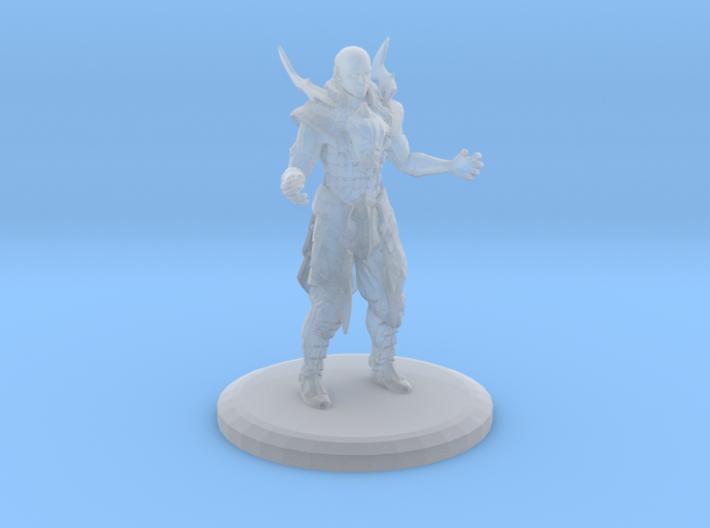 Quan Chi (MKX) 3d printed