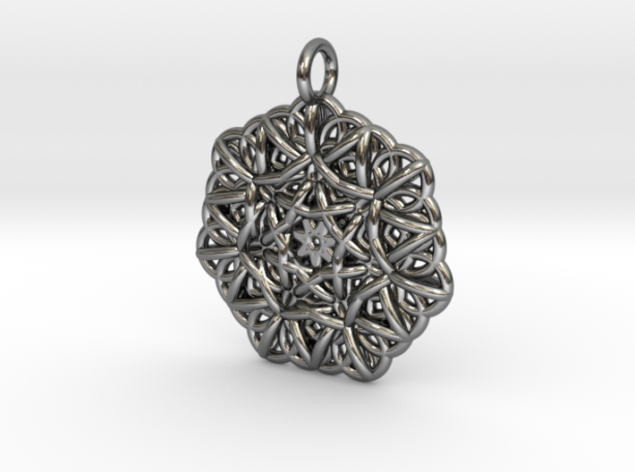 NeckLace9 3d printed