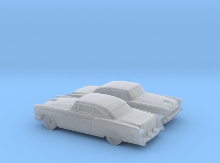 1/160 2X 1956 Packard Executiv Coupe 3d printed