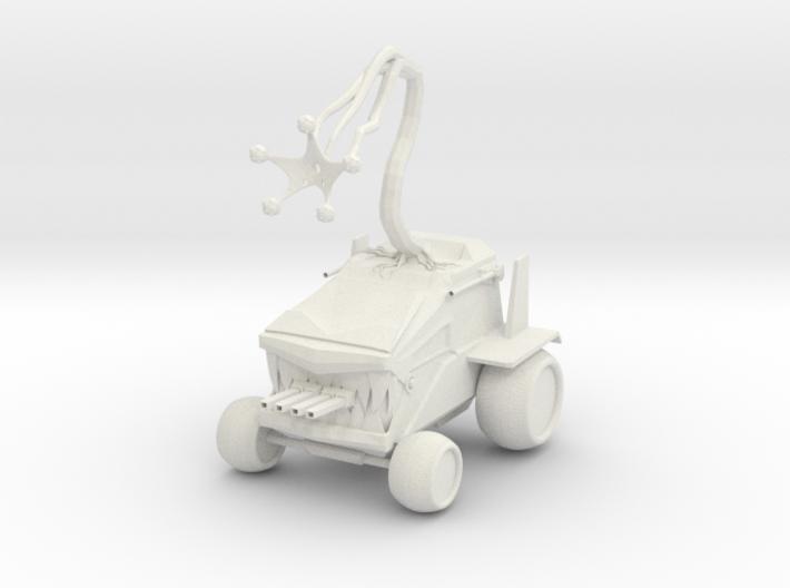 Monster Brains - Smiley 3d printed