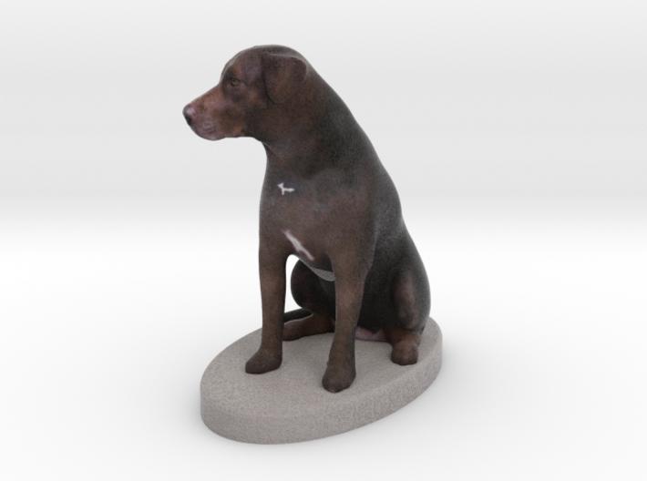 9692 - Willow - Figurine-meters 3d printed