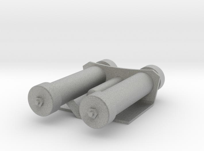 Mag Power Cylinders 3d printed