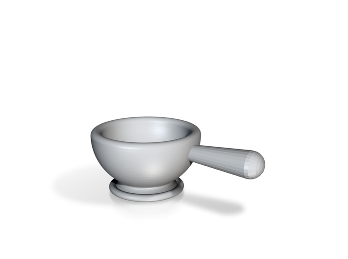 soup bowl 3d printed