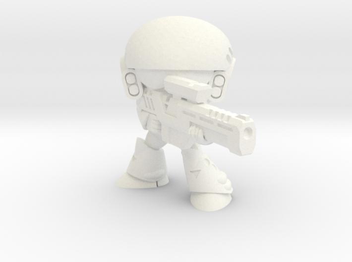 CHIBI MERC SOLDIER-006 (D) 3d printed