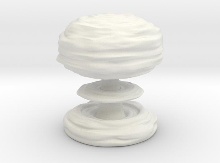 Huge Mushroom Cloud 3d printed