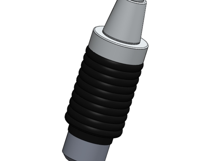 Rebels Comlink Cylinder 3d printed