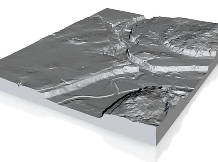 Model of Mendota Heights 3d printed