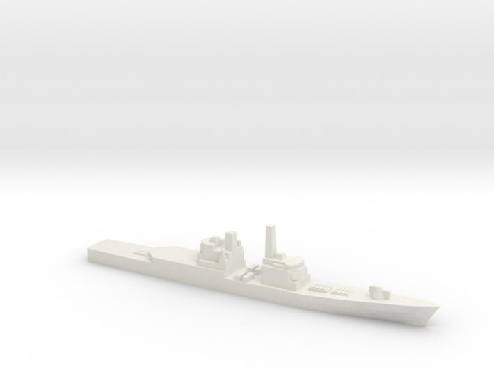 Strike Cruiser MK I Modernized, 1/3000 3d printed