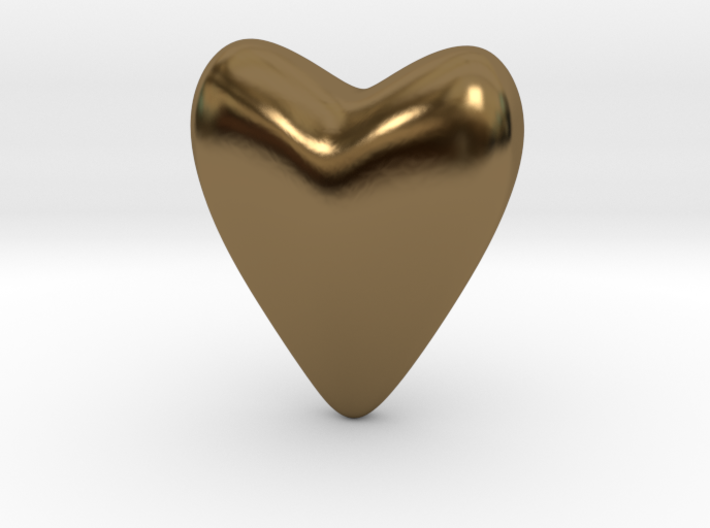 Small Heart 3d printed