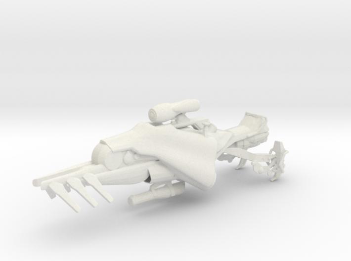 Queenbreaker's Sparrow (1:18 Scale) 3d printed