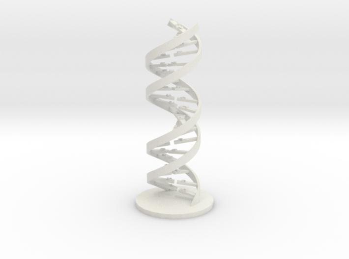 PCR Primer Pair 3d printed