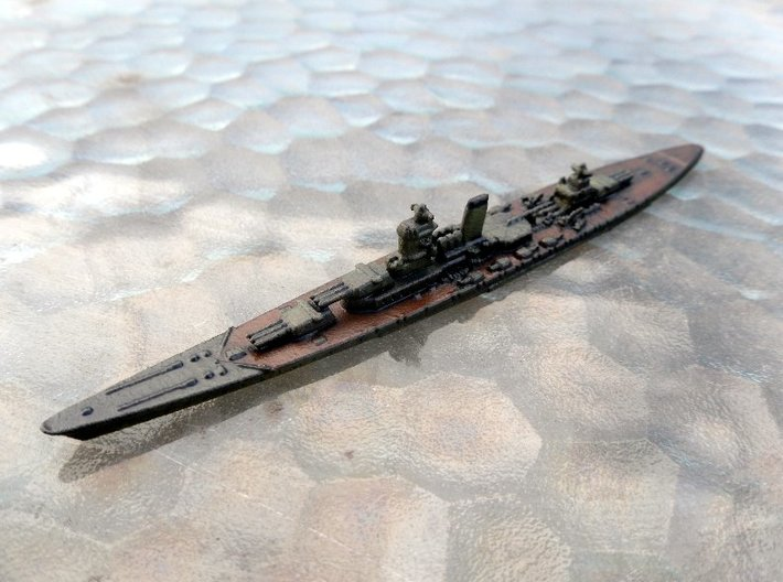 Tanigawa (B-64) 1/1800 3d printed Expertly painted by Brigman