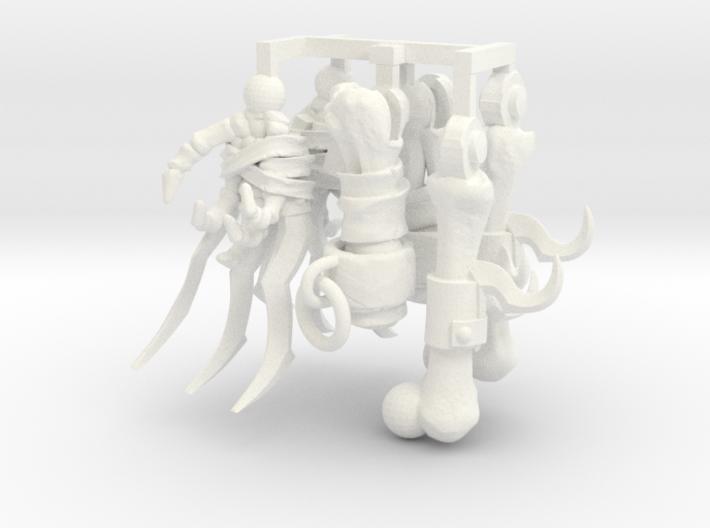 SL01-Arms-05 Slave 3d printed