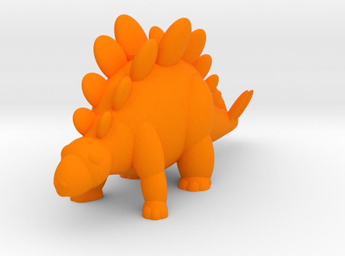 Stegosaurus (Nikoss'Dinosaurs) 3d printed