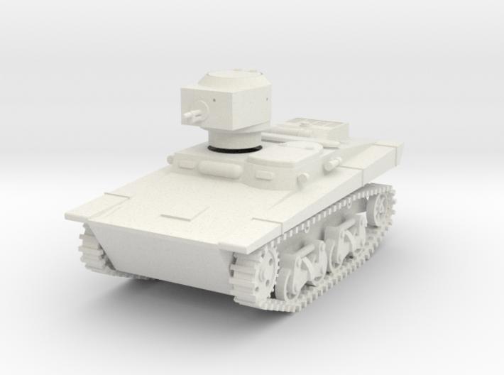 PV109 T37A Amphibious Tank (1/48) 3d printed