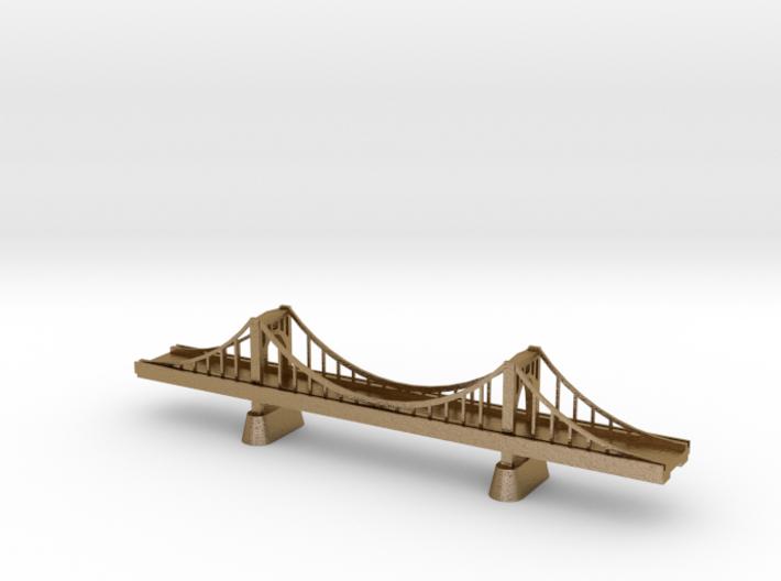 Roberto Clemente Bridge 3d printed