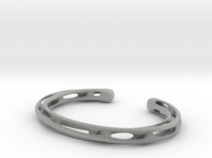 Heavy Möbius bracelet 3d printed