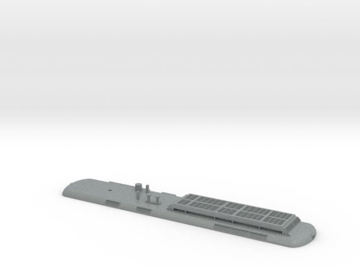 Re 425 BLS Scale TT Dach 3d printed