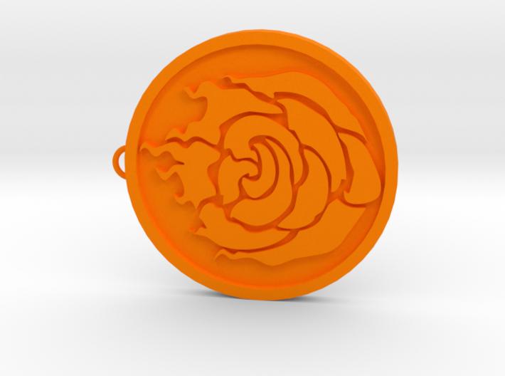 RWBY Keychain 3d printed