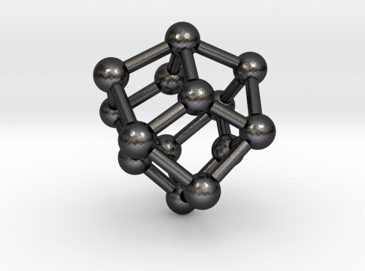 0465 Trapezohedron V&E (01) #003 3d printed