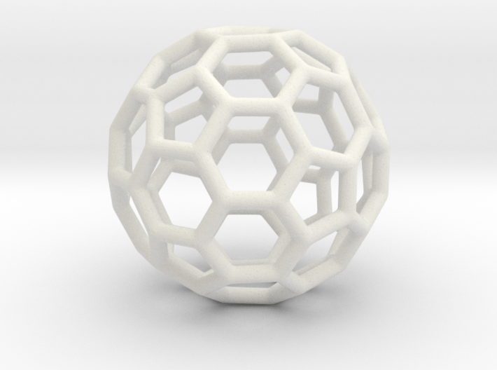 DRAW geo - sphere polygons A 3d printed