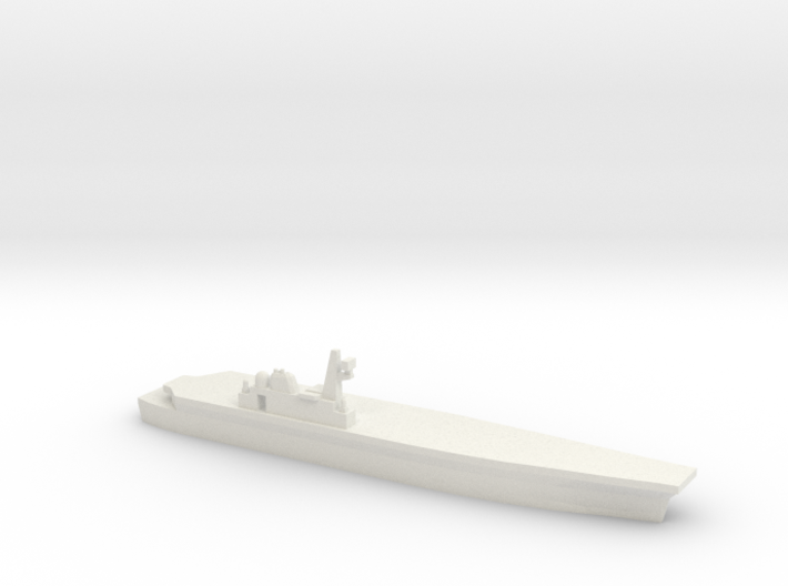 Sea Control Ship, 1/1250 3d printed