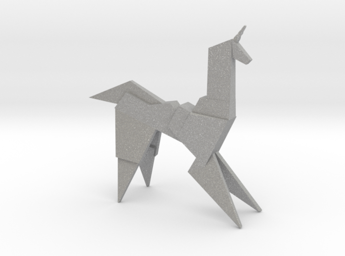 Gaff's Unicorn | Blade Runner Origami 3d printed
