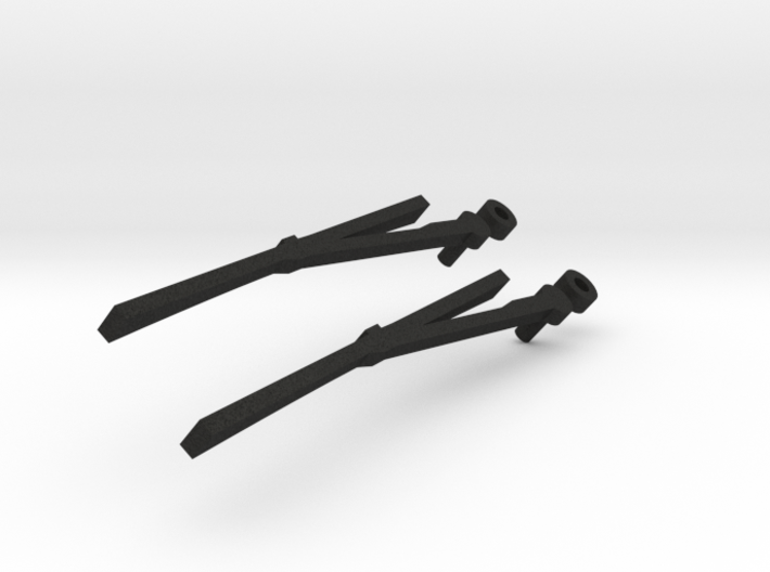 1/10 Scale RC wiper blades 3d printed