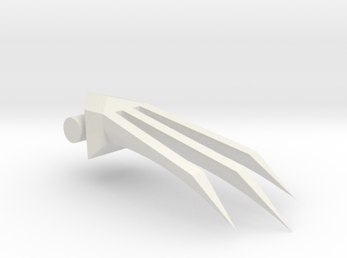 Claws 3d printed