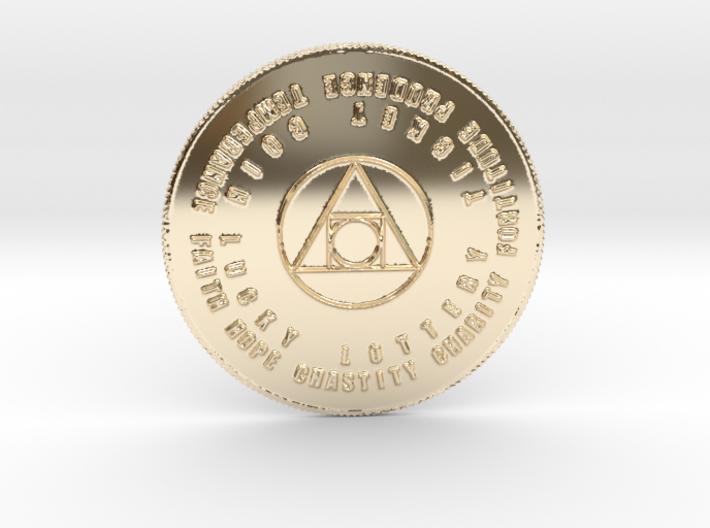 TFL True Flip Lottery coin