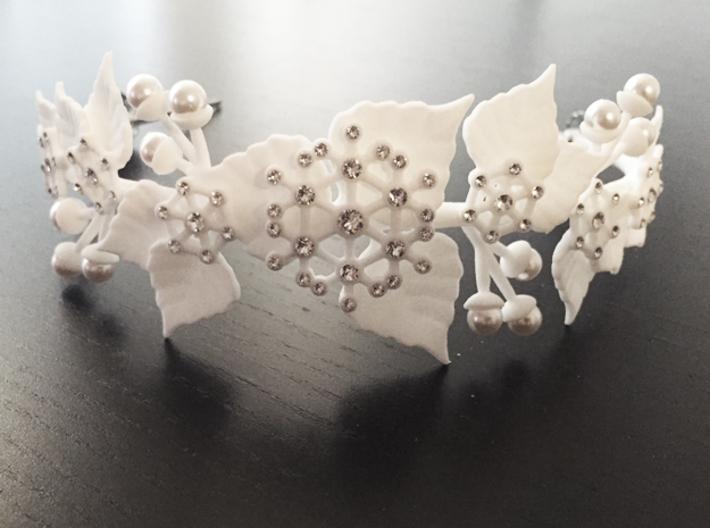 Wedding Tiara 3d printed