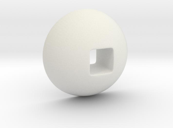 Bender Eye 3d printed