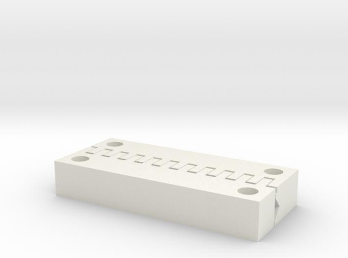 Stickvise - Interlocking V-jaws - Pair 3d printed
