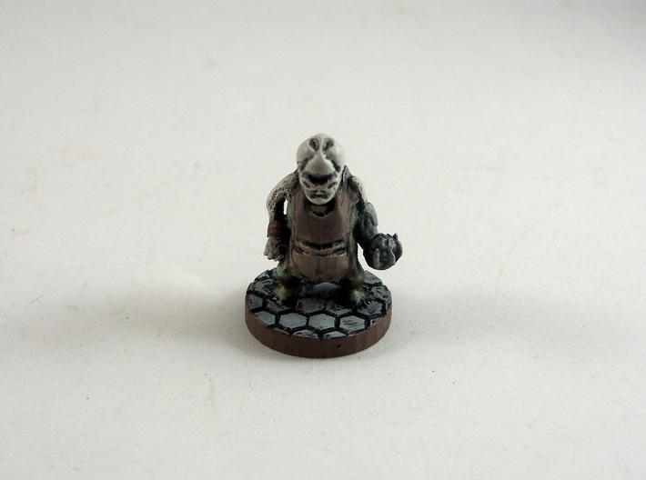 Xaar, Zyntari Engineer, 28mm Miniature 3d printed
